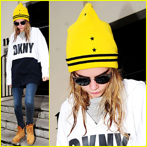 Cara Delevingne Tells Fans to Stop Bullying