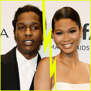 Chanel Iman Splits from Boyfriend A$AP Rocky