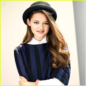Ciara Bravo Takes Us To 'Red Band Society's Photo Shoot - Watch The Exclusive Video Here!