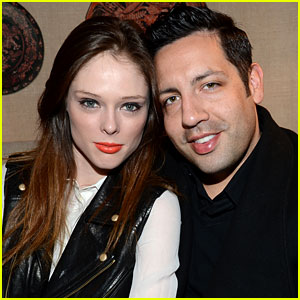 Coco Rocha Pregnant with First Child - See Her Baby Bump Video!