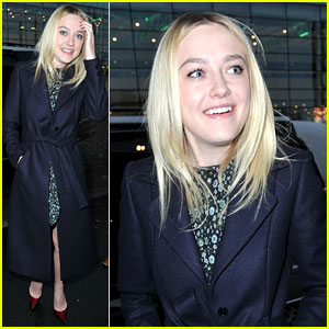 Dakota Fanning Really Admires Her 'Effie Gray' Co-Star/Screenwriter Emma Thompson!