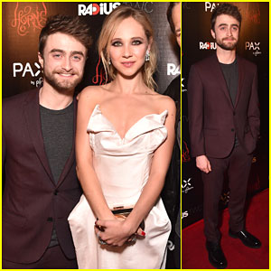 Daniel Radcliffe Would Love to Work with Jennifer Lawrence!