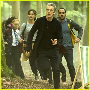 The Forest Takes Over London On All-New 'Doctor Who' - See A Sneak Peek!
