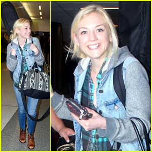 The Walking Dead's Emily Kinney Reveals Hardest Thing About Season Four