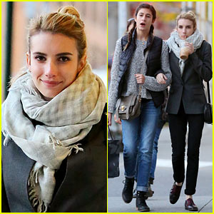 Emma Roberts Raves About Her Pal Taylor Swift's Album!