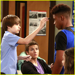 Farkle Chooses Kindess In All-New 'Girl Meets World' Tonight - See The Pics!