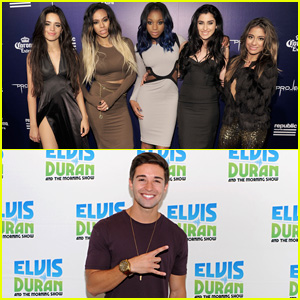 Fifth Harmony & Jake Miller Performing for MTV EMA's 2014 U.S. Telecast! (Exclusive)