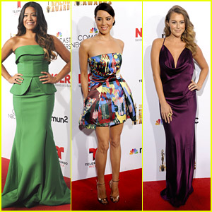 Gina Rodriguez Makes Us Do A Double Take at ALMA Awards 2014