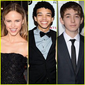 Halston Sage, Justice Smith, & Austin Abrams Join John Green's 'Paper Towns' Movie!