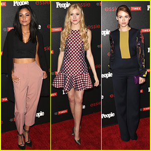 Bianca Santos, Katherine McNamara & Holland Roden Are People's 'Ones To Watch'