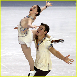 Haven Denney & Brandon Frazier Take Pairs Silver Medal at Skate America 2014