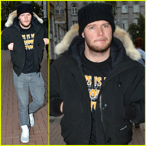 'Transformers' Star Jack Reynor Has the Best Halloween Costume Ever