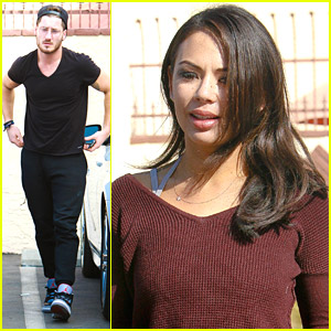 Janel Parrish 'Salsa Danced The Night Away' With Witney Carson