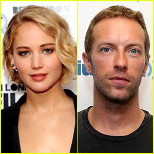 Jennifer Lawrence & Chris Martin Have 'No Hard Feelings' After Split