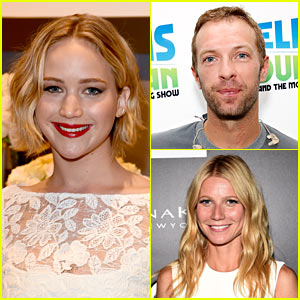 Jennifer Lawrence Broke Up with Chris Martin Because of Gwyneth Paltrow