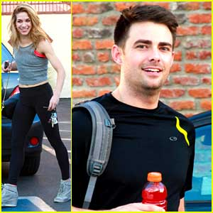 Jonathan Bennett & Allison Holker Will Make DWTS 'Fetch' Tonight!