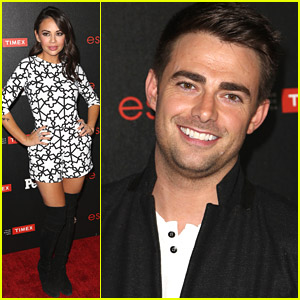 Janel Parrish & Jonathan Bennett Party It Up at People's One To Watch Event