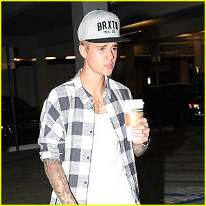 Justin Bieber Thinks He is Looking Really Good!