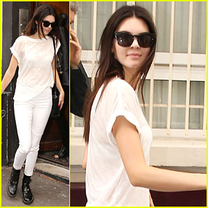Kendall Jenner Shares Cute Video of Mom Kris Grooving In the Car - Watch Now!