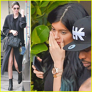 Kendall & Kylie Jenner Make Their Mark on Time's 25 Most Influential Teens List