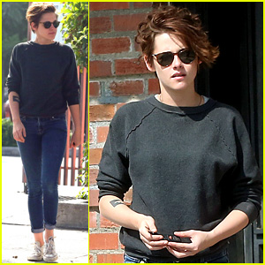 Kristen Stewart Says Her 'Clouds Of Sils Maria' Role is Ironic
