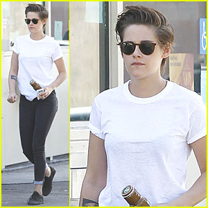 Kristen Stewart Has Gotten Used to Fame Over the Years