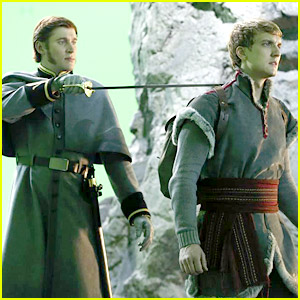 Hans Tries To Take Over Arendelle In New 'Once Upon A Time' - See The Stills!
