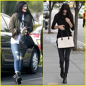 Kylie Jenner is Loving Kourtney Kardashian's Pregnancy Style