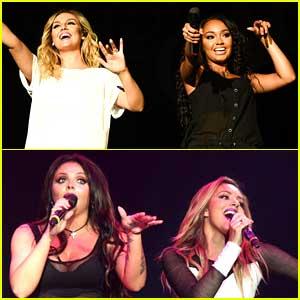 Little Mix Sing Leigh-A