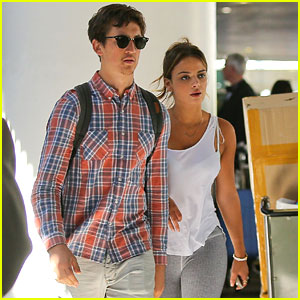 Miles Teller Wants to Work with Shailene Woodley Once Every Couple of Years!