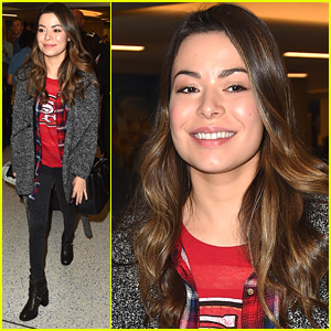 Miranda Cosgrove Loves How Football Brings People Together