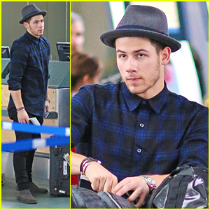Nick Jonas Flies To The Skies After We Day Vancouver Performance