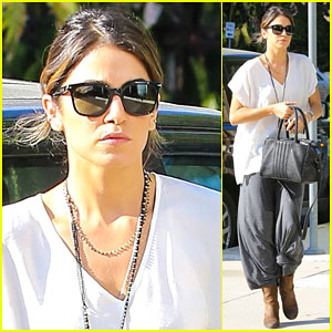 Nikki Reed Can't Get Enough of Fall!