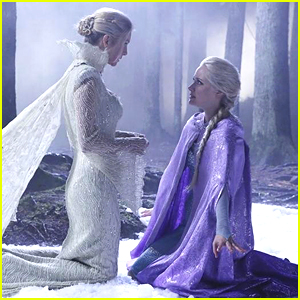 The Two Snow Queens Meet In This Weekend's 'Once Upon A Time'