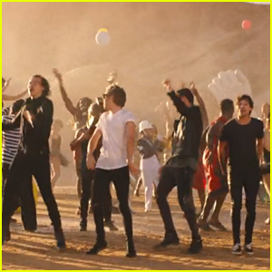 Who Gets Shirtless in One Direction's 'Steal My Girl' Video?