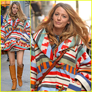 Blake Lively Has Started Shopping for Her Baby!