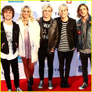 R5 Rocks Out We Day 2014 in Toronto