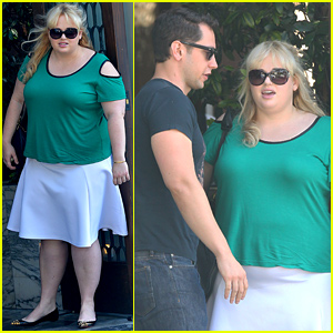 Rebel Wilson Came Up with a Funny 'Gone Girl 2' Idea