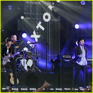 Rixton Takes the Jimmy Kimmel Live! Stage to Perform 'Wait on Me' - Watch Now!