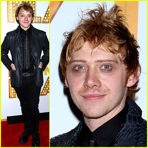 Rupert Grint Makes His Broadway Debut - See the Pics!