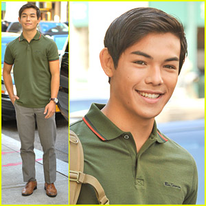 Big Hero 6's Ryan Potter Wants To Hear Your Reactions To The Movie!