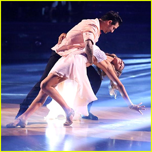 Sadie Robertson & Mark Ballas Show Elegance with 'DWTS' Rumba - See the Pics!