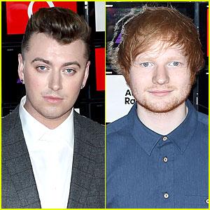 Sam Smith & Ed Sheeran Bring Home Awards at Xperia Access Q Awards