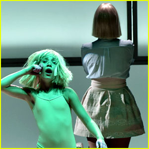Maddie Ziegler Dances for Sia at We Can Survive!