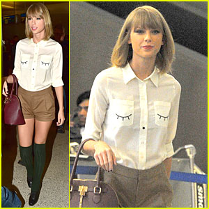 Taylor Swift Explains Why She Has Security at All Times