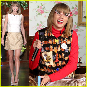Taylor Swift Has Irrational Fear of Getting Framed!