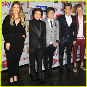 The Vamps Make Us Swoon at Attitude Awards!