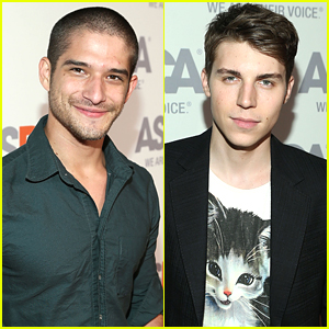 Tyler Posey Hits Up ASPCA Saves Animals Dinner After Seana Gorlick Split