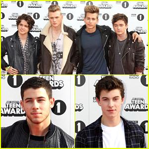 The Vamps Pick Up Three Awards at BBC Radio 1 Teen Awards!