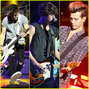 The Vamps Host 'Oh Cecilia' Sing-A-Long At Hammersmith Apollo - Watch It Here!